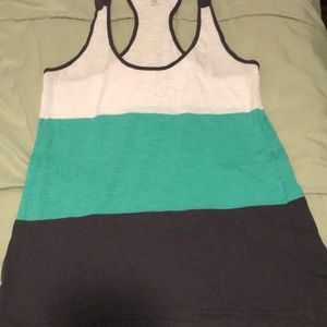 Ambiance apparel racerback tank top